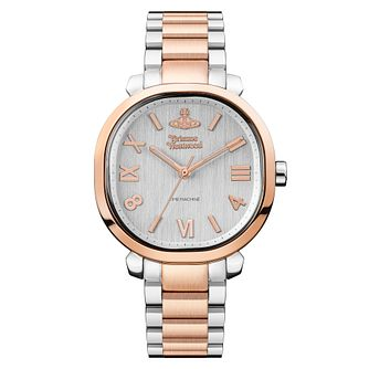 Vivienne Westwood Mayfair Ladies' Two Tone Bracelet Watch - Product number 4281934