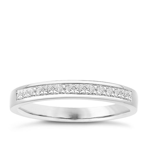 Eternal Brilliance Platinum 0.33ct Wedding Ring - Product number 4286987