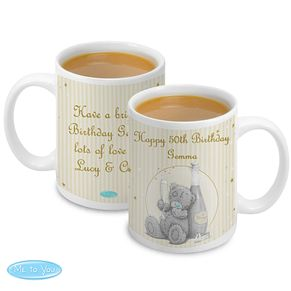 Personalised Me To You Celebration Mug - Product number 4290259