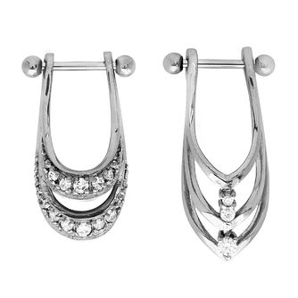 Bodifine Stainless Steel Ear Helix Bar Set - Product number 4299361
