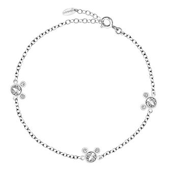 Bodifine Disney Mickey Mouse Crystal Anklet - Product number 4300777