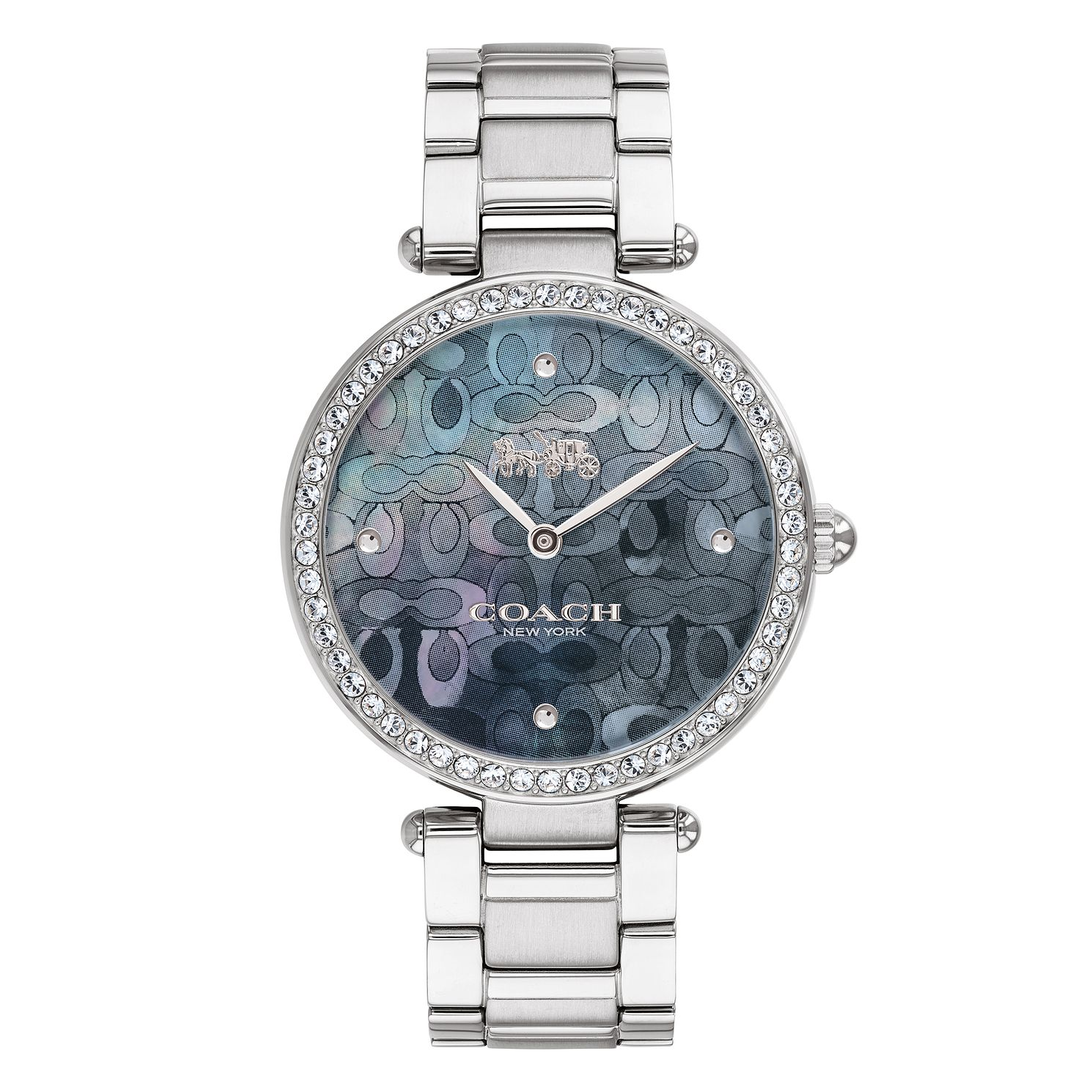 Coach Park Ladies' Stainless Steel Bracelet Watch - Product number 4309952