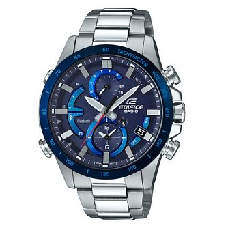 Casio Edifice Men's Two Colour Bracelet Watch - Product number 4316886