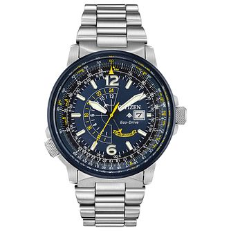 Citizen Eco Drive Stainless Steel Bracelet Watch - Product number 4320700