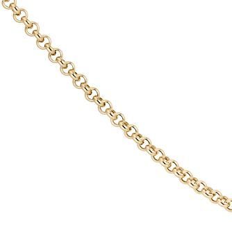 9ct Yellow 24 inches Gold Belcher Necklace - Product number 4321863
