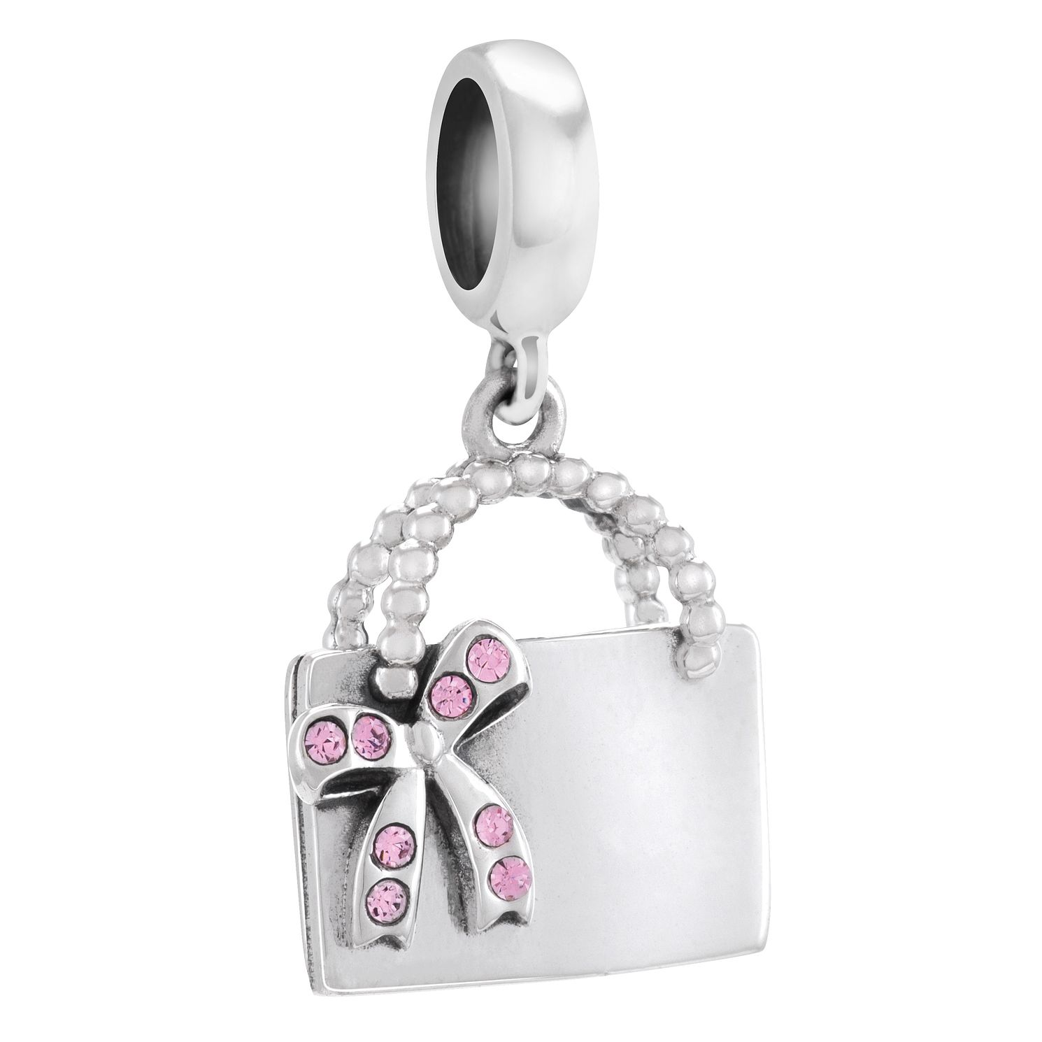 Chamilia Sterling Silver Shopper Charm - Product number 4328302