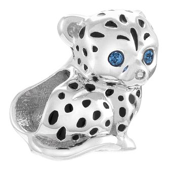 Chamilia Sterling Silver Leopard Print Bead - Product number 4330382