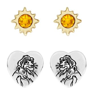 Disney Children's The Lion King Stud Earrings Set - Product number 4346688