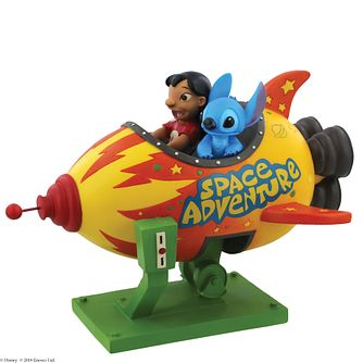 "Disney Enchanting ""Space Adventure"" Lilo and Stitch Figurine - Product number 4347293"