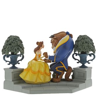 "Disney Enchanting ""Happy Here"" Beauty And The Beast Figurine - Product number 4347358"