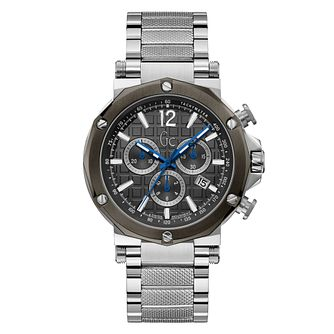 Gc Spirit Men's Stainless Steel Bracelet Watch - Product number 4347439