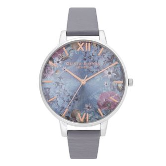Olivia Burton Under The Sea Eco-Friendly Blue Strap Watch - Product number 4351347