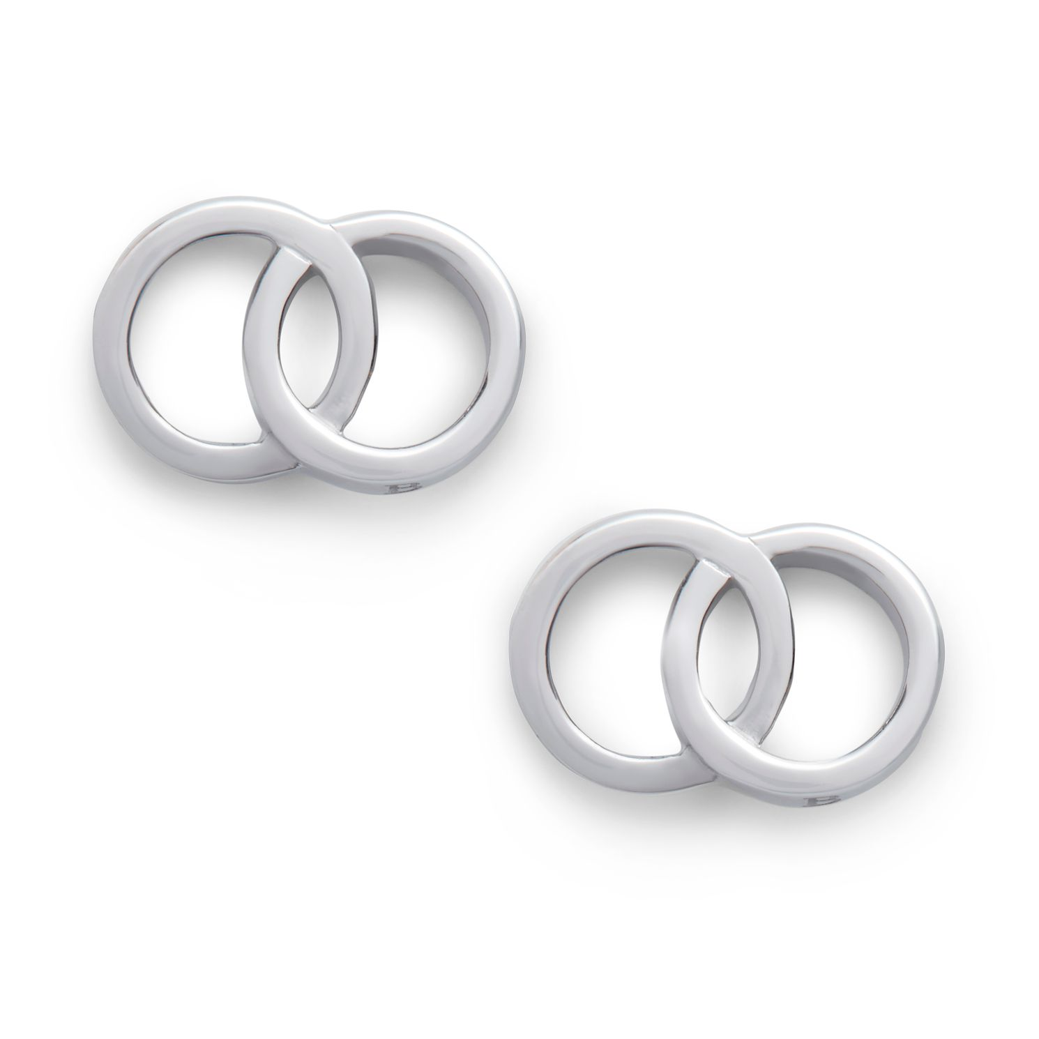 Olivia Burton Classics Interlink Silver Earrings - Product number 4351711