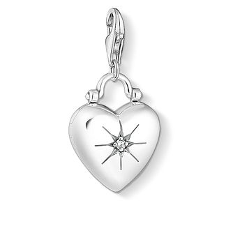 Thomas Sabo Charm Club Heart Locket Charm - Product number 4353285