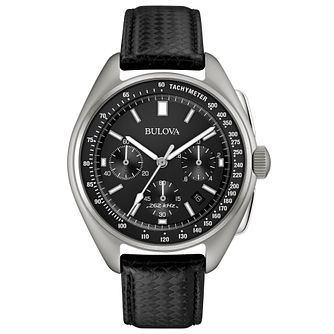 Bulova Lunar Pilot Chronograph Men's Stainless Steel Watch - Product number 4353447
