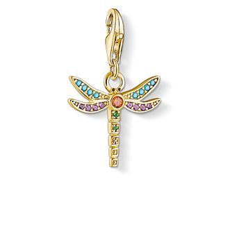 Thomas Sabo Charm Club Paradise Dragonfly Charm - Product number 4353498
