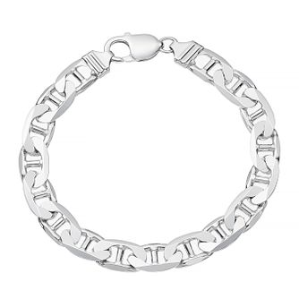 Sterling Silver Flat Bracelet - Product number 4358406