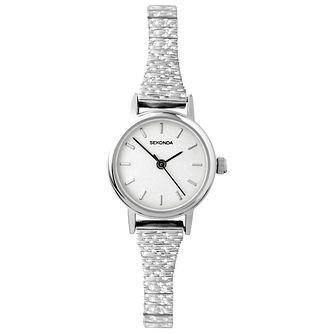 Sekonda Ladies' Stainless Steel Expander Bracelet Watch - Product number 4365720