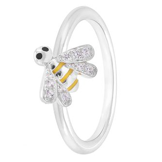 Chamilia Honey Bee Stacking Ring Extra Large - Product number 4376188