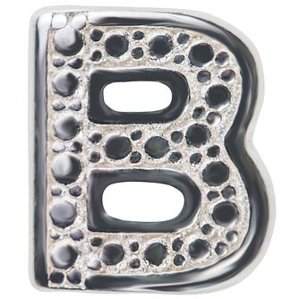 Chamilia Keepsake Locket Memory Charm Letter B - Product number 4381505