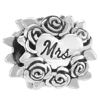 Chamilia Sterling Silver & Oxidised Mrs Bouquet Charm - Product number 4383206