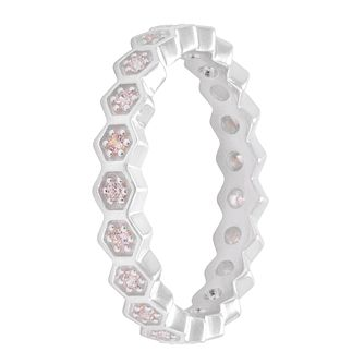 Chamilia Pure Honey Champagne Stacking Ring Extra Small - Product number 4383648