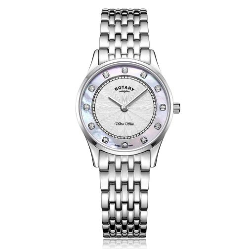 Rotary Exclusive Ultra Slim Ladies' Bracelet Watch - Product number 4410041