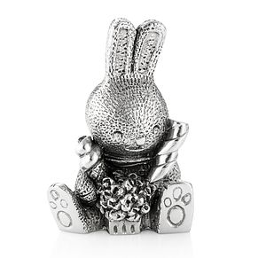 Royal Selangor Children's Bunny Ice Cream Figurine - Product number 4414934