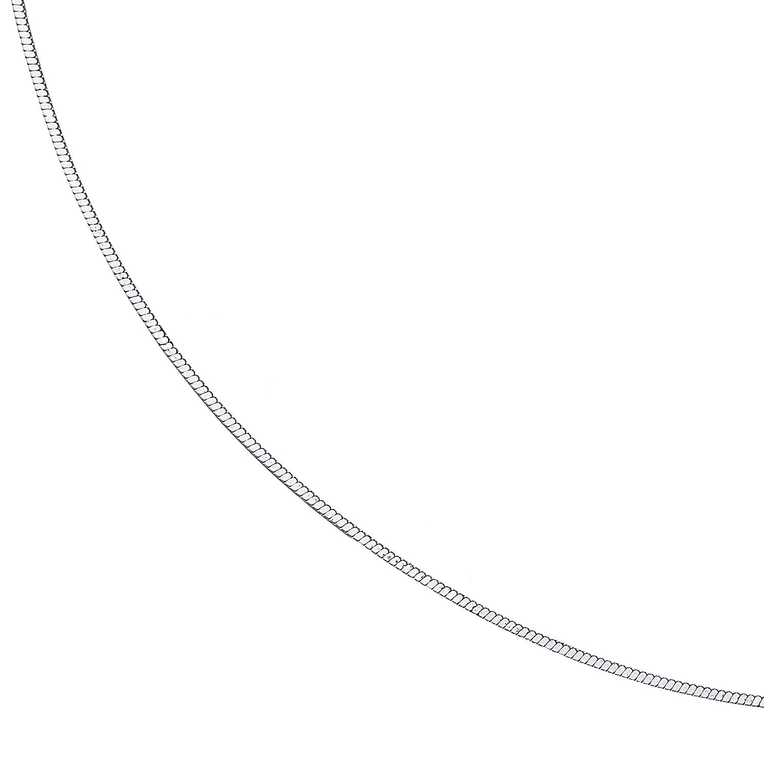 Sterling Silver Flash Chain Necklace - Product number 4418050