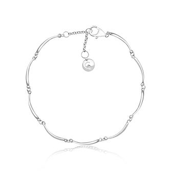 Rachel Galley Silver 925 Molto Mini Bar Bracelet - Product number 4418131