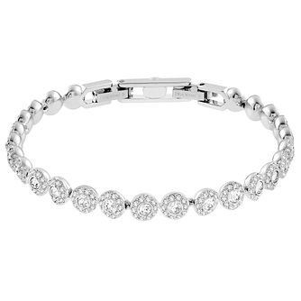 Swarovski Angelic Rhodium Plated Bracelet - Product number 4419812