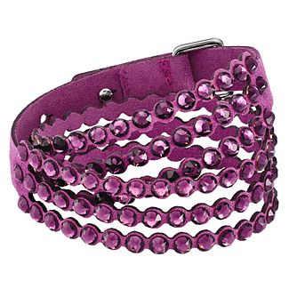 Swarovski Slake Power Collection Pink Crystal Bracelet - Product number 4420098
