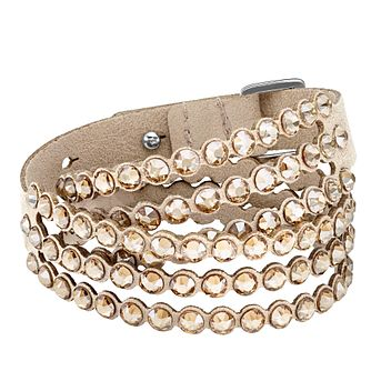 Swarovski Slake Power Collection Champagne Crystal Bracelet - Product number 4420748