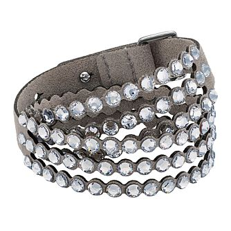 Swarovski Slake Power Collection Light Grey Crystal Bracelet - Product number 4421418