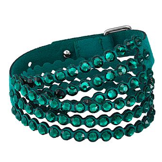 Swarovski Slake Power Collection Green Crystal Bracelet - Product number 4422473