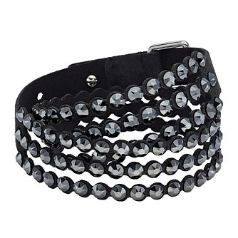 Swarovski Slake Power Collection Black Crystal Bracelet - Product number 4422562