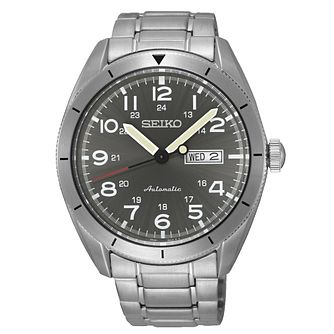 Seiko Men's Automatic Stainless Steel Bracelet Watch - Product number 4424131