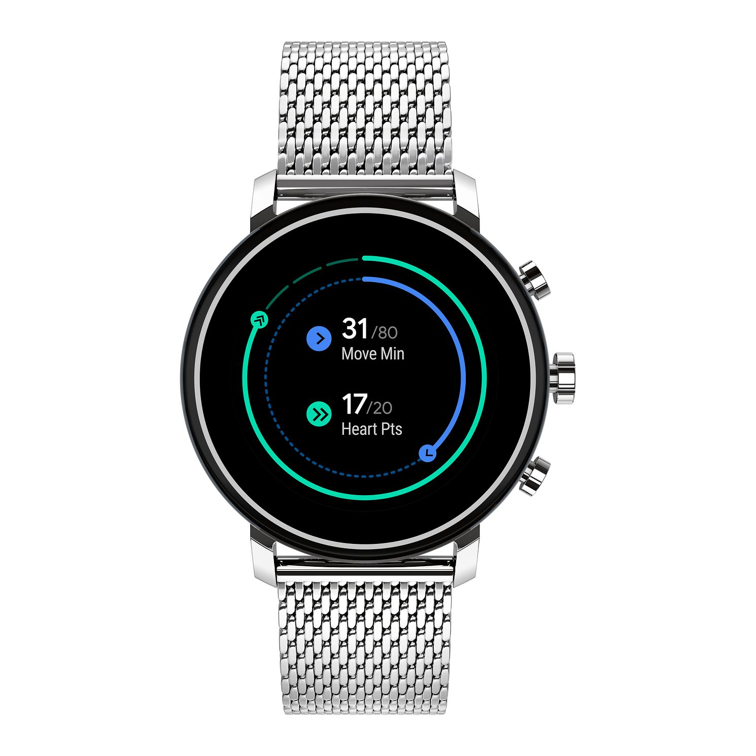 Movado Connect 2.0 Stainless Steel Bracelet Smartwatch - Product number 4425251