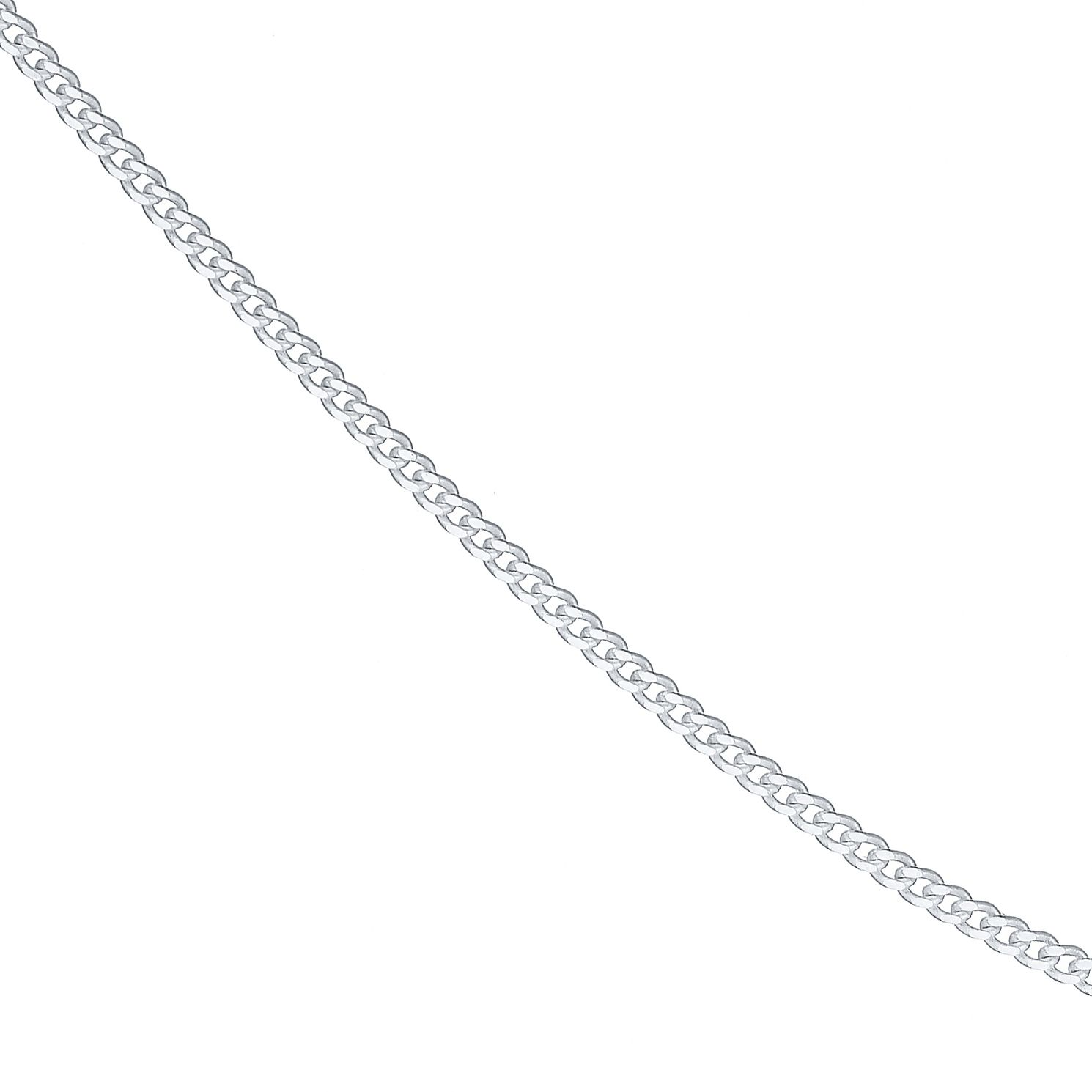 Sterling Silver 22 Inch Curb Chain - Product number 4437195