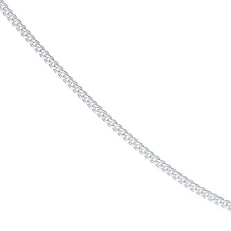 Sterling Silver 22 inches Curb Necklace - Product number 4437195