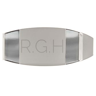 Personalised Classic Initial Money Clip - Product number 4442075