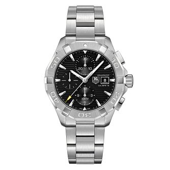 TAG Heuer Aquaracer Men's Stainless Steel Bracelet Watch - Product number 4443322