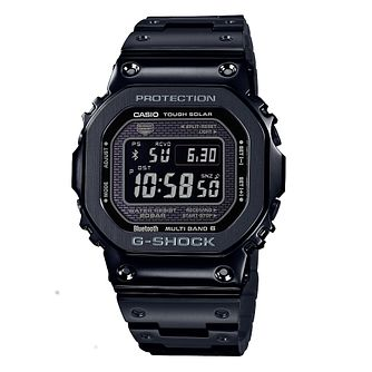 Casio G-Shock Full Metal Men's Black IP Bracelet Watch - Product number 4466357