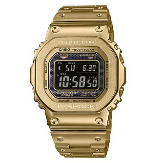 Casio G-Shock Full Metal Men's Gold Tone Bracelet Watch - Product number 4466543