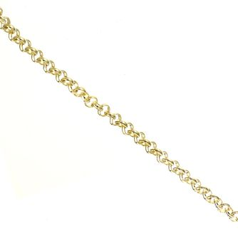 9ct Yellow Gold 18 Inch Belcher Chain - Product number 4467272