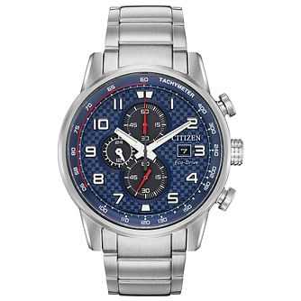 Citizen Eco-Drive Men's Primo Chronograph Bracelet Watch - Product number 4467337