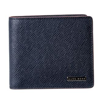 BOSS Signature Navy 8Cc Wallet - Product number 4470249