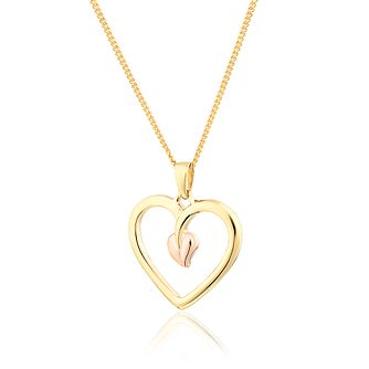 Clogau Tree of Life Heart Pendant - Product number 4474147