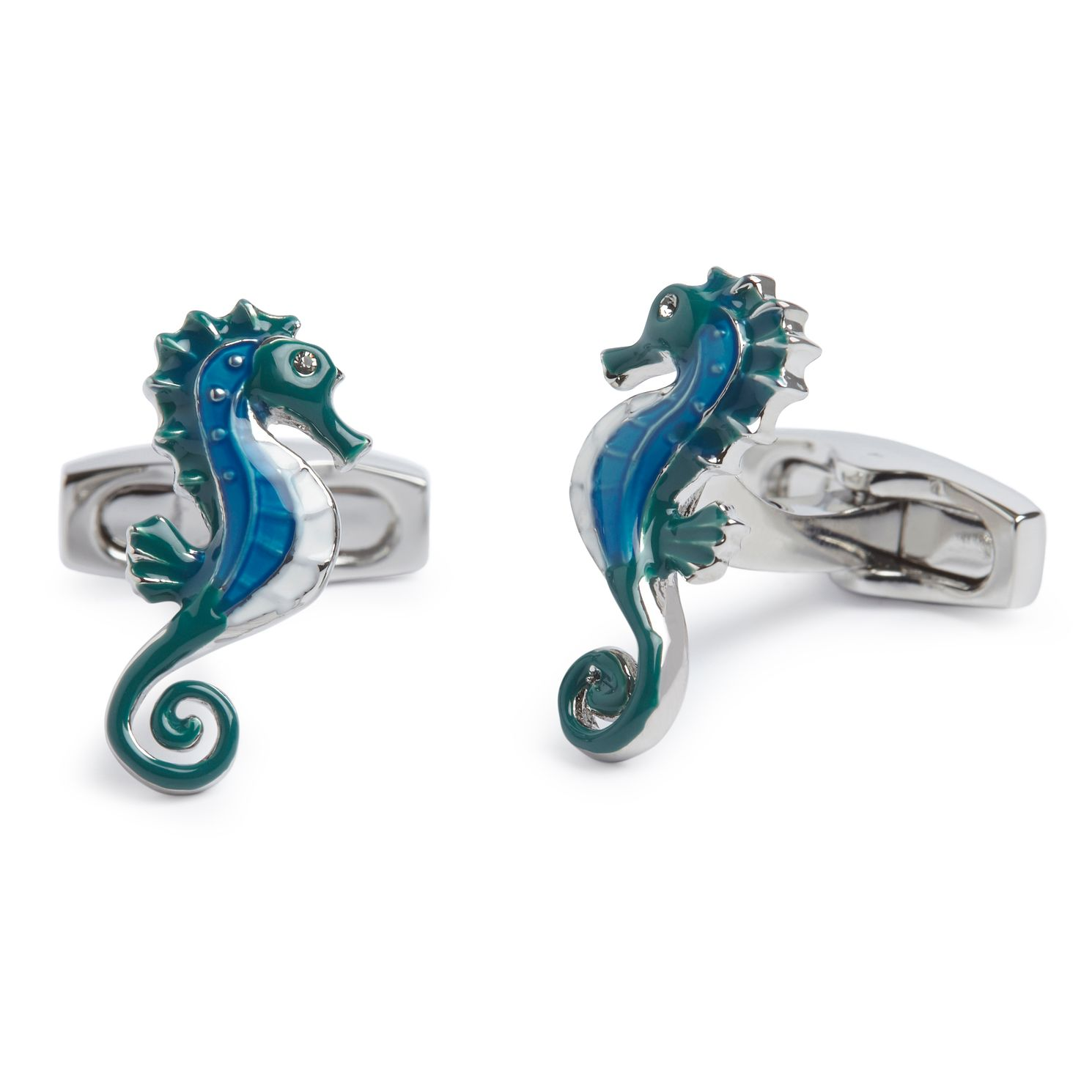 Simon Carter Seahorse Cufflinks - Product number 4477057