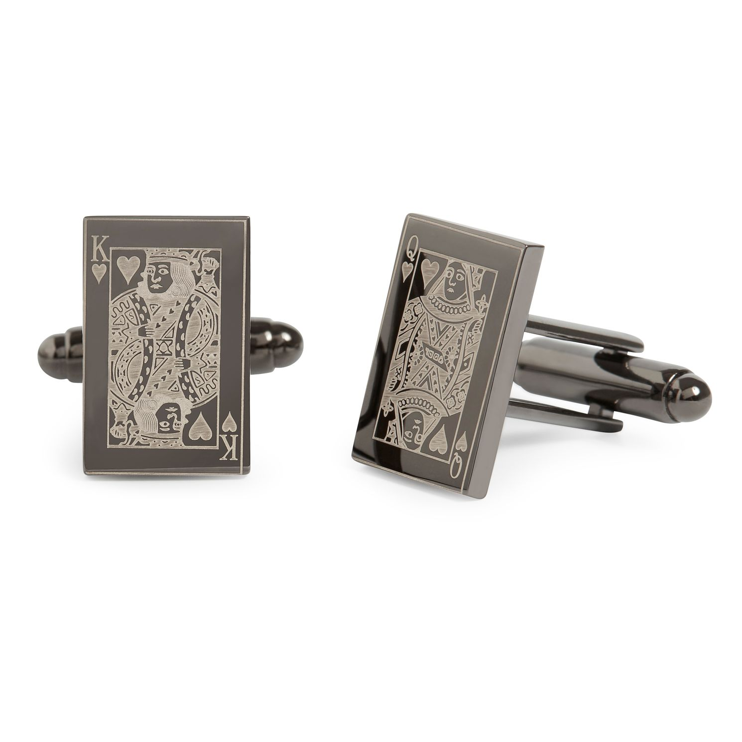 Simon Carter Playing Cards Cufflinks - Product number 4477138